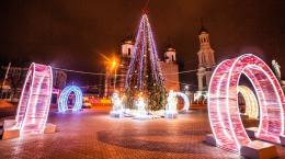 Новый 2019 год в Ростове