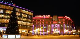 Новый 2019 год в Нижнем Новгороде