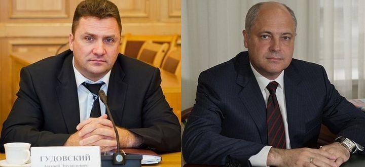 Андрей Гудовский и Андрей Ксензов