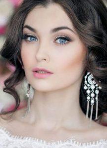 Красивый макияж зима 2018-2019