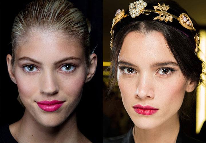 Трендовые тенденции макияжа на 2019 год