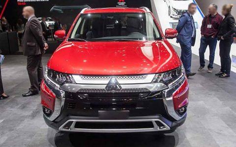 Премьера Mitsubishi Outlander 2019 года
