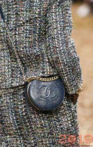 Chanel'den şık tablet çantası
