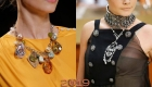 модные ожерелья 2018-2019 года