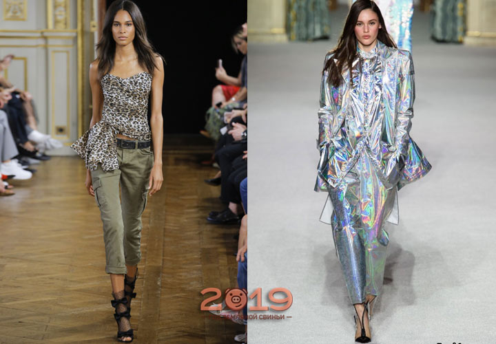 Модные брюки для стильных женщин