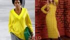 Ceylon Yellow от Пантон сезон осень-зима 2018-2019