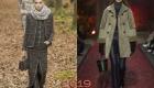 Модные образы 2018-2019 года в оливковом оттенке