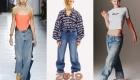 Модные молодежные джинсы 2018-2019 года