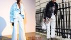 Белые джинсы 2018-2019 года