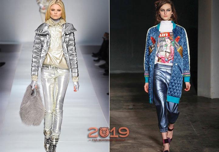 Модные куртки сезона осень-зима 2018-2019