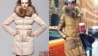 Красивые светлые куртки на осень и зиму 2018-2019 года