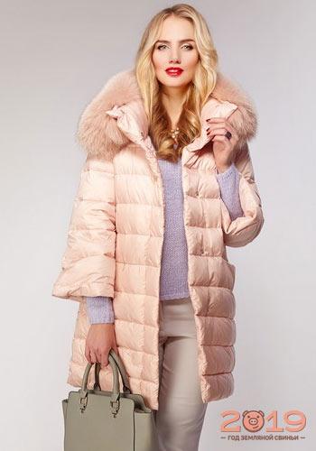 модные куртки осень зима 2018 2019 фото женские зимние