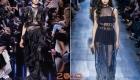 Прозрачные платья 2018-2019 года