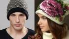 Красивые шапки на зиму 2018-2019