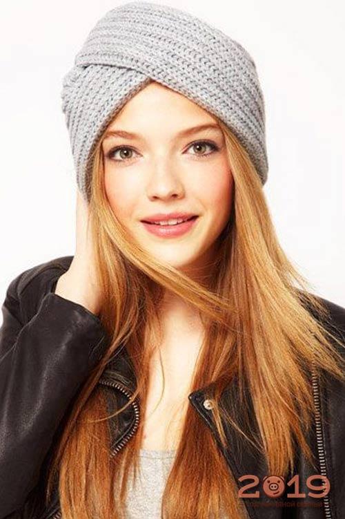 b1263a760764 Модные шапки осень-зима 2018-2019   фото, мода