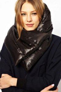 Синтипоновый шарф - мода 2019 года