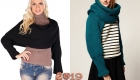 Модный шарф-рукав