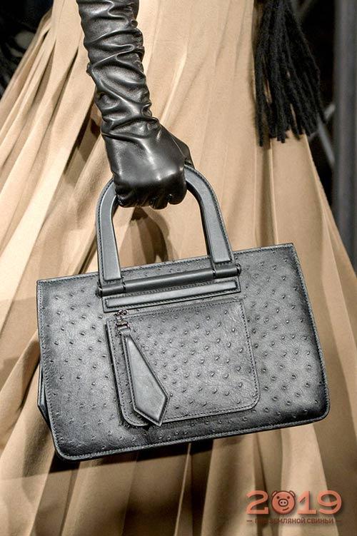 dd73e042c76c Модные сумки осень-зима 2018-2019   женские, фото