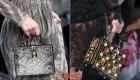 Сумки-сундучки мода зимы 2018-2019 года