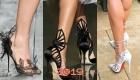 Стильные туфли-лодочки