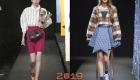 Яркие юбки 2018-2019 года