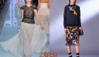 Стильные прозрачные юбки 2019 года