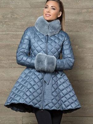 модные женские пуховики осень зима 2018 2019 фото мода