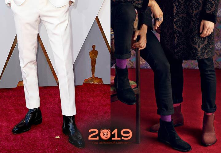 Мужская обувь новинки 2018-2019 года