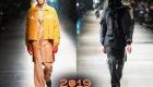 Многослойный образ мода осень-зима 2018-2019