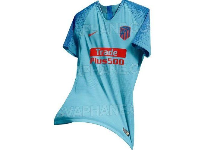 Гостевая форма Атлетико Мадрид сезона 2018-2019