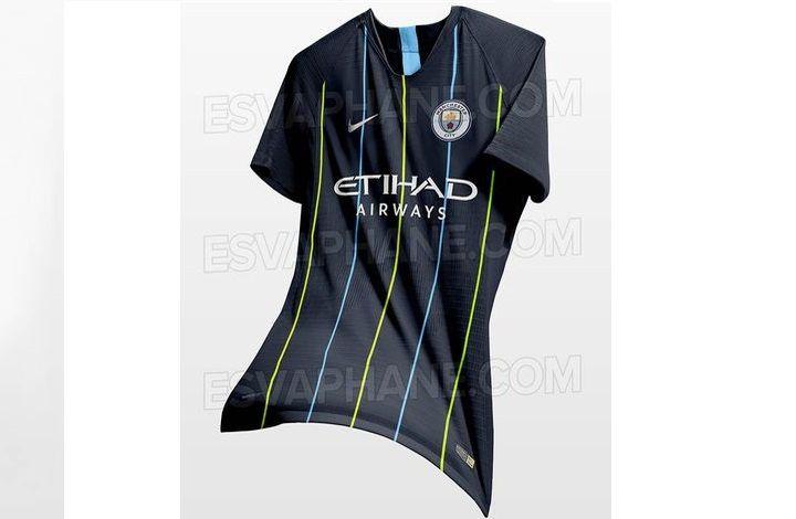 Резервная форма Манчестер Сити сезона 2018-2019