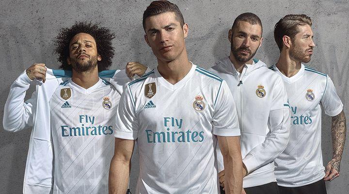 Футболисты Реал Мадрида