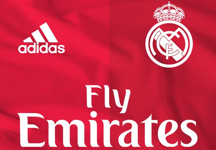 Резервная форма Реал Мадрида сезона 2018-2019