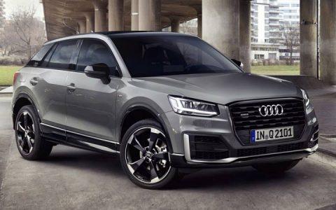 Экстерьер Audi Q2 2019