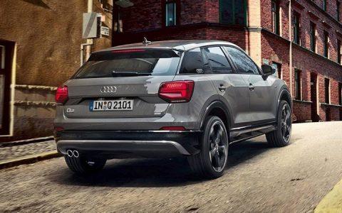 Новый Audi Q2 2018-2019