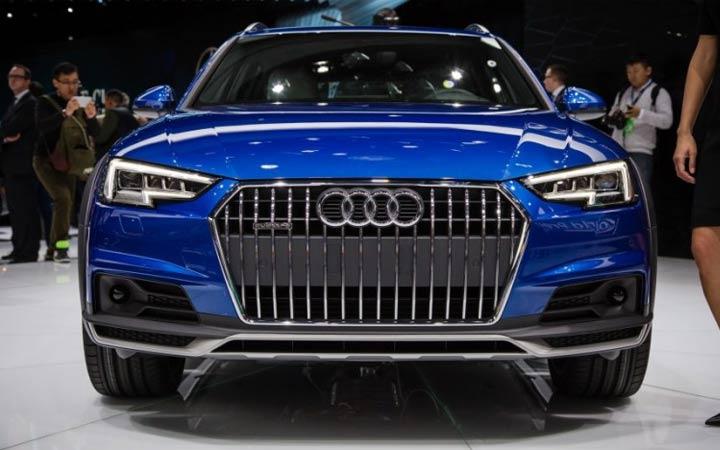 Audi A4 2018-2019