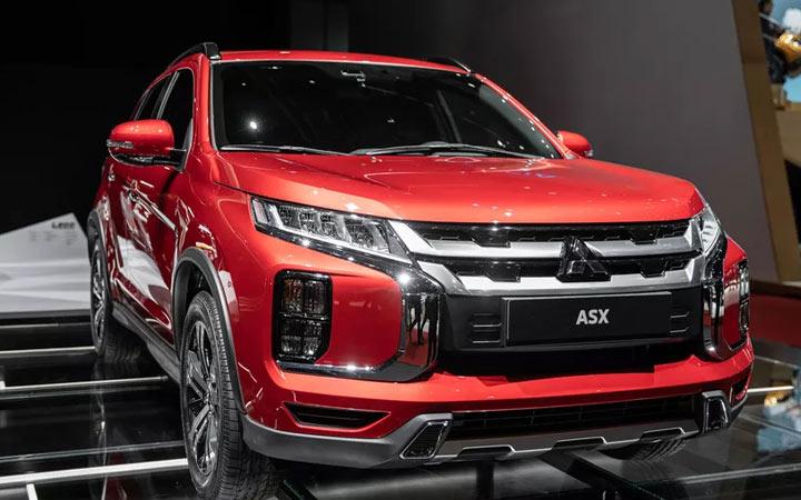 Mitsubishi ASX 2019 года Женева