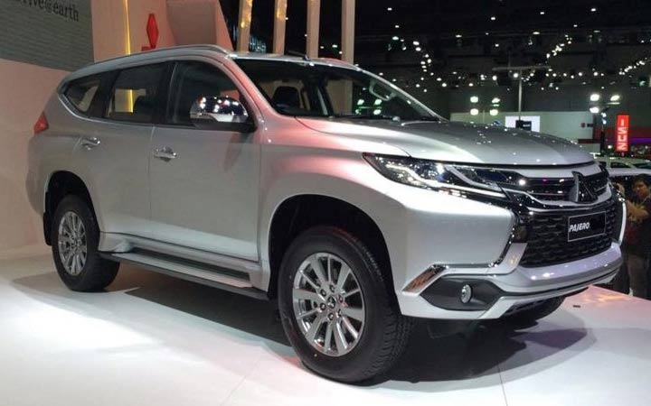 Mitsubishi Pajero 2019 года