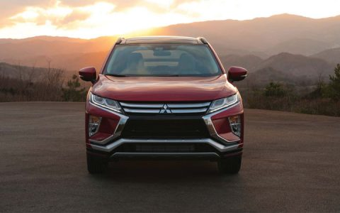 Экстерьер Eclipse Cross 2019 года