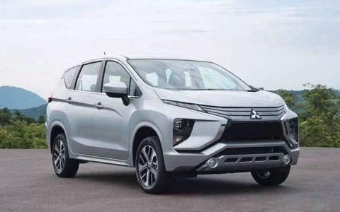Экстерьер Mitsubishi Expander 2019 года