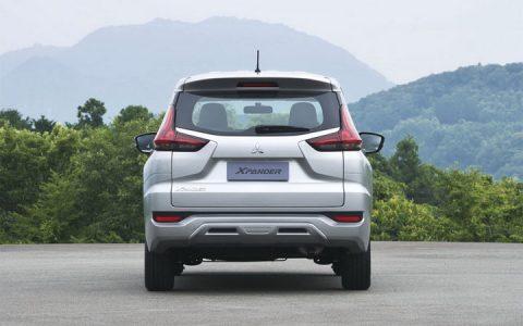 Презентация Mitsubishi Expander 2019 года