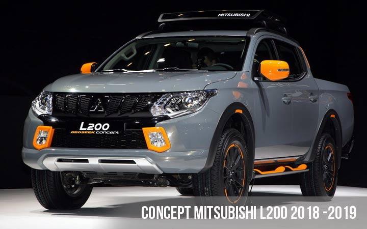 Концепт Mitsubishi Triton Sport