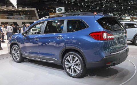 Презентация нового Subaru Ascent 2018-2019