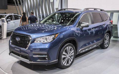 Экстерьер Subaru Ascent 2018-2019