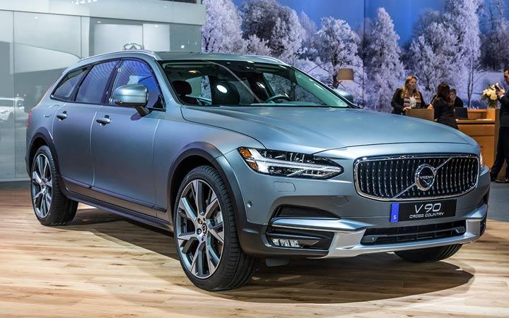 Новинки Volvo 2018-2019 года, новые