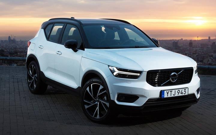 Volvo ХС40 2018-2019