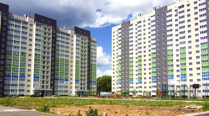 ЖК Светлая долина Казань