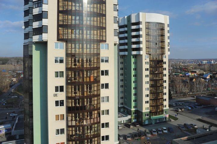 ЖК Манхеттен Новосибирск