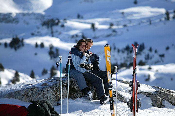 Лыжный курорт Турции