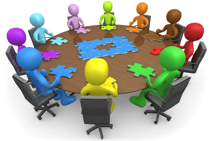 Картинки по запросу человечки за столом для презентации